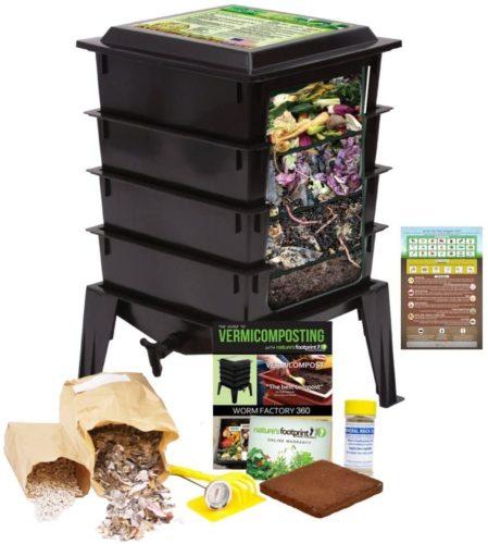 360 Worm Compost Bin - Worm Bin