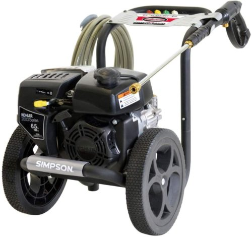 Simpson Cleaning MS60763S Gas Pressure Washer