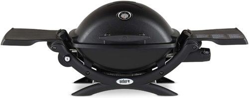 Weber Q 1200 Portable Propane Barbecue - Portable Gas Grills