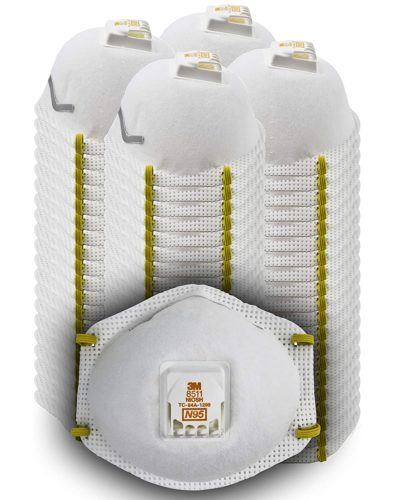 3M 8511 Particulate Disposable Respirator