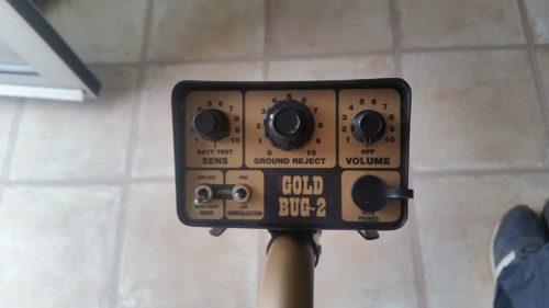 Gold Bug-2 Fisher Metal Detectors - Fisher Metal Detectors