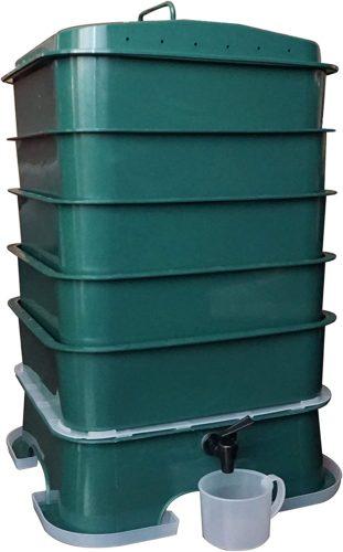 VemiHut-Plus Compost Bin
