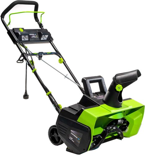 Earth wise SN71022 Electric Snow Blower