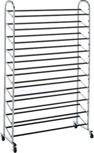 Whitmor 10 tier shoe rack