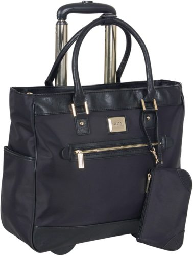Kenneth Cole Reaction Wheeled Business Carry-On Tote