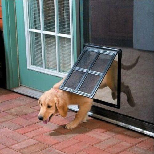 K&L Pet Screen Door