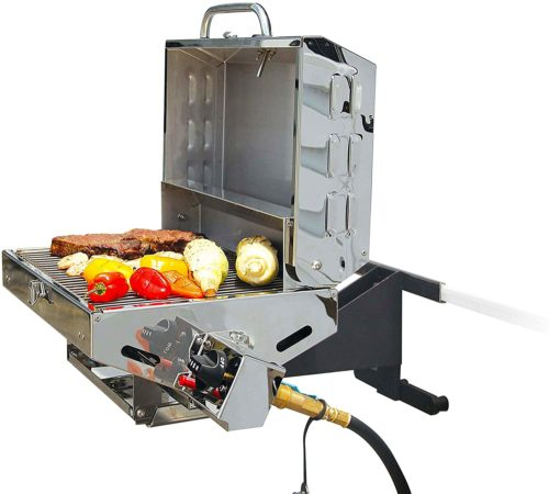 Camco Olympian 5500 - Portable Gas Grills