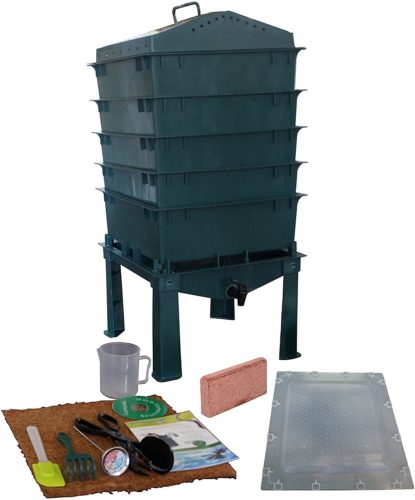iTower-Green Worm Bin