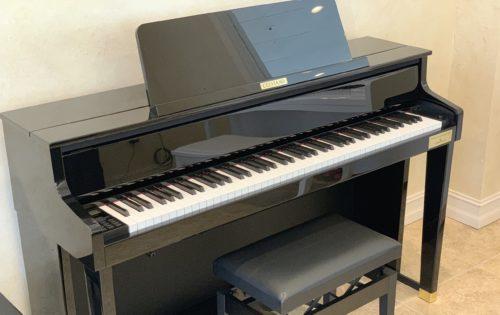 Hybrid Piano Keyboard