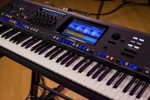 Arranger Piano Keyboard