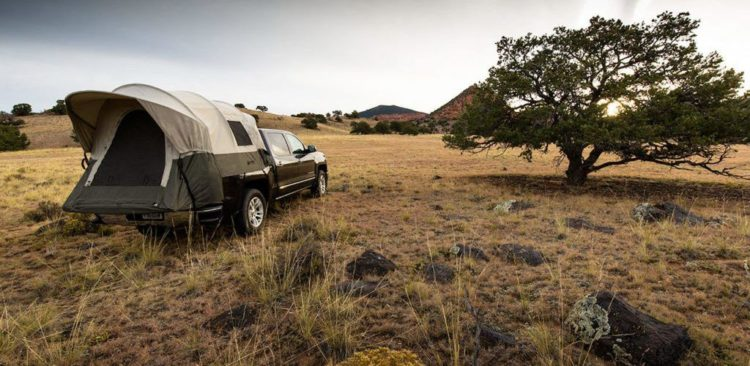 Reasons you should have a truck bed camper