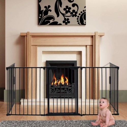charaHOME 121 Inch Baby Gate