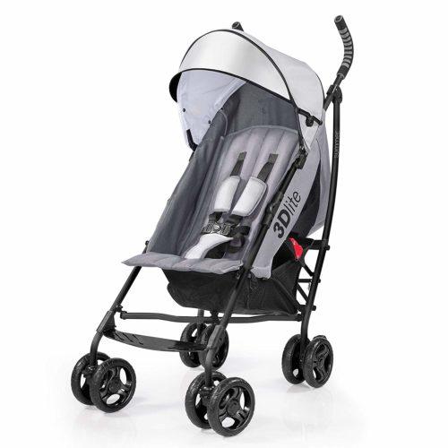 Summer 3Dlite Convenience Stroller - Lightweight Strollers