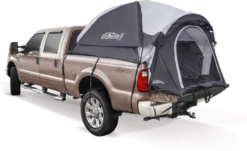 Offroading Gear Truck Bed Tent, 6.5' Box Length (Without Front Awning)
