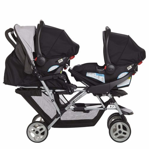 Graco Duo Glider Double Stroller - Lightweight Strollers