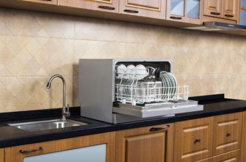 What is Countertop Dishwasher?