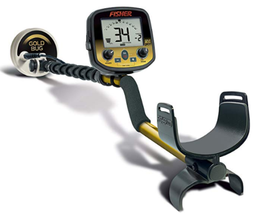Gold Bag Pro Fisher Metal Detectors - Fisher Metal Detectors