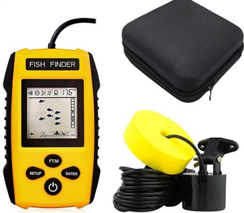 RICANK Portable Fisher Metal Detector