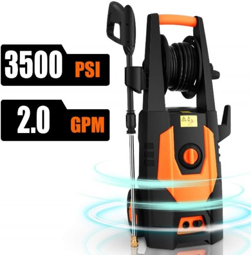 CHAKOR 3500PSI Electric Pressure Washer