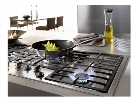 Miele KM3475G 36-inch Gas Cooktop