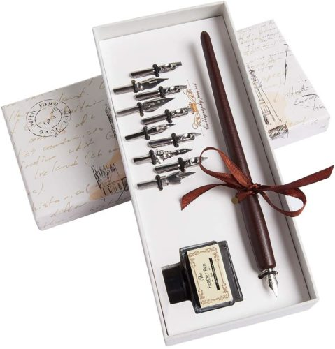Hethrone Calligraphy Pen Set