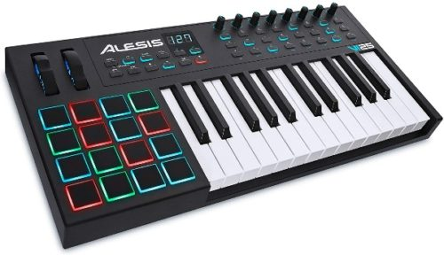 Alesis VI25   25-Key USB MIDI Keyboard Controller