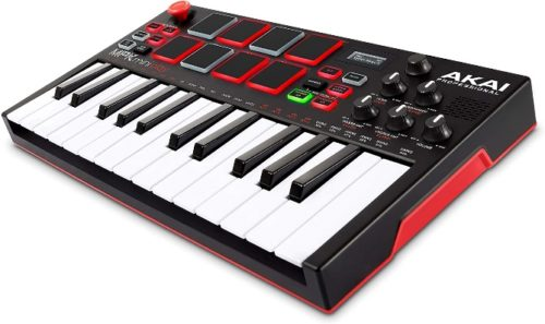 Akai Professional MPK Mini Play   Standalone Mini Keyboard