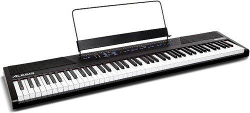 Alesis Recital   88 Key Beginner Digital Piano Keyboard