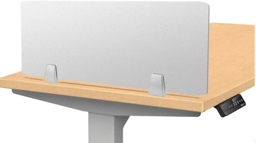 Owfeel Frosted Desk Privacy Divider