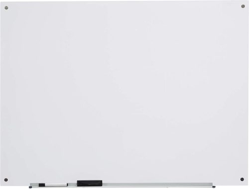 AmazonBasics Glass Dry-Erase Board
