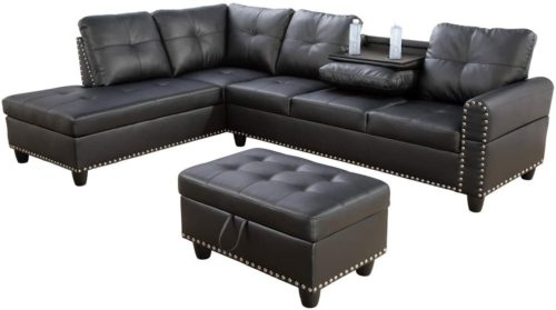 Ainehome Living Room Sectional Set