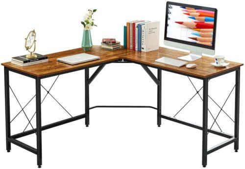 Mr. IRONSTONE L-Shaped Desk