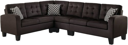 Homelegance Sinclair Fabric Sectional Sofa