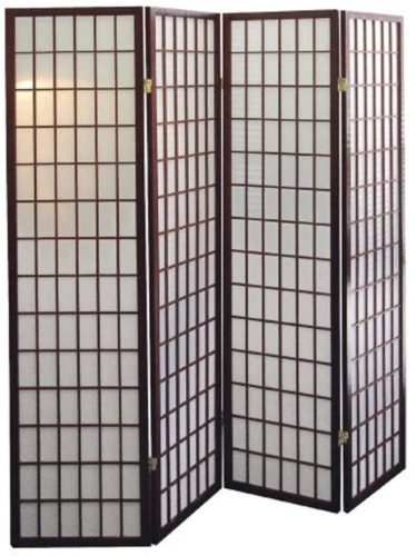 ORE International 4-Panel Room Divider - Office Partitions