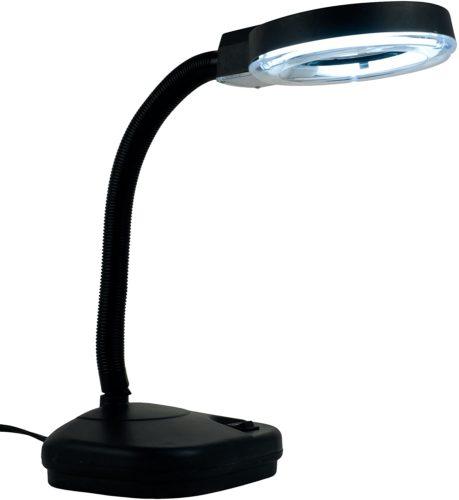 Eurotool Reading Lamp and Illumination Magnifier