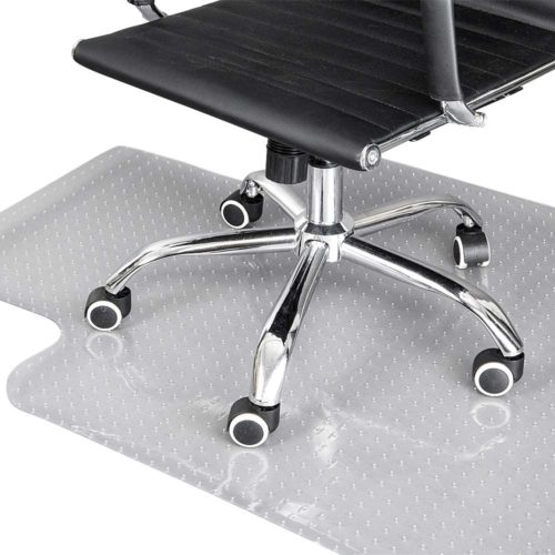 Henf Transparent Chair Mat for Carpeted Floors