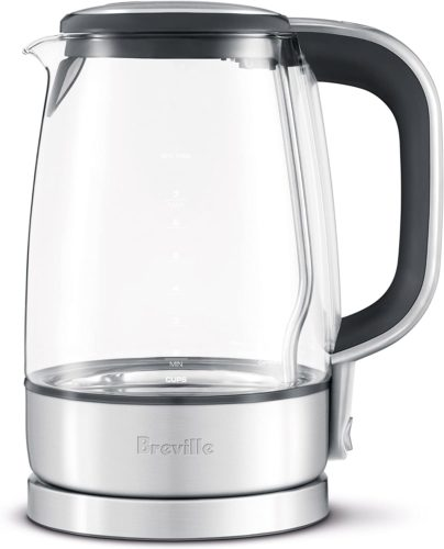 Breville USA BKE595XL the Crystal Clear Electric Kettle