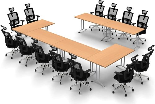 Team WORK Tables Conference Meeting