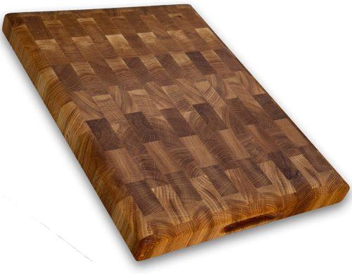 Eco Home Wood - End Grain Wood cutting board