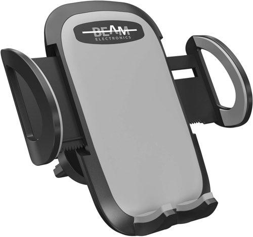 Beam Electronics Universal Smartphone Car Air Vent Mount - Car Phone Holder