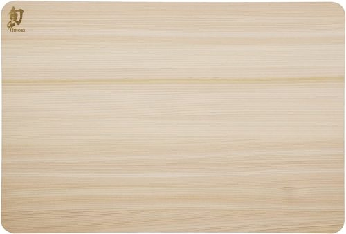Shun DM0817 Hinoki Cutting Board