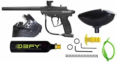 D3FY Conqu3st Semi-Auto Paintball Marker