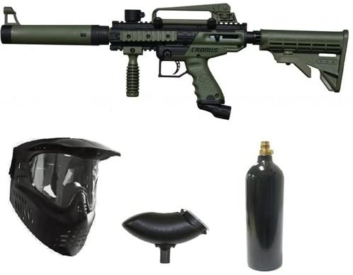 Wrek Paintball Cronus Tactical Paintball Gun