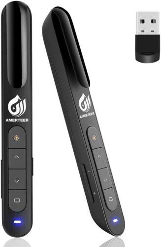 AMERTEER Wireless Presenter