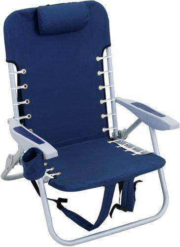 Rio Lace-Up Beach Chair
