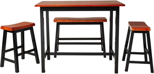 Crown Mark Tyler small dining table Set