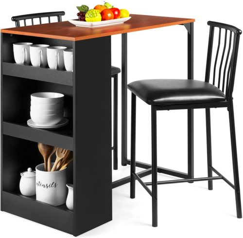 Best Choice Wooden Metal Kitchen Dining Table