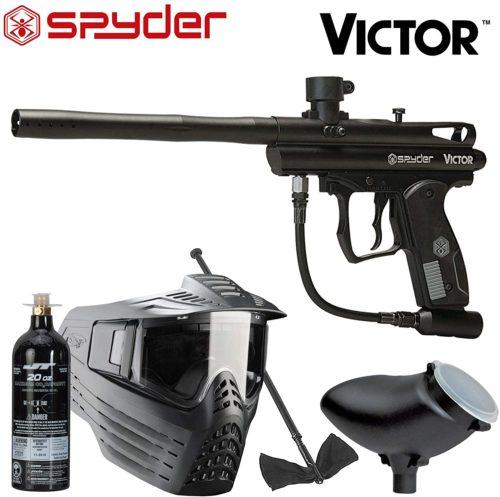 Spyder Victor Package
