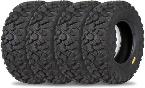 Weize Full Set ATV Tires