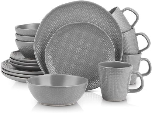 Stone Lain Organic - Plate Sets